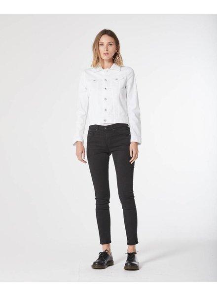 AG jeans Legging Ankle Zwart