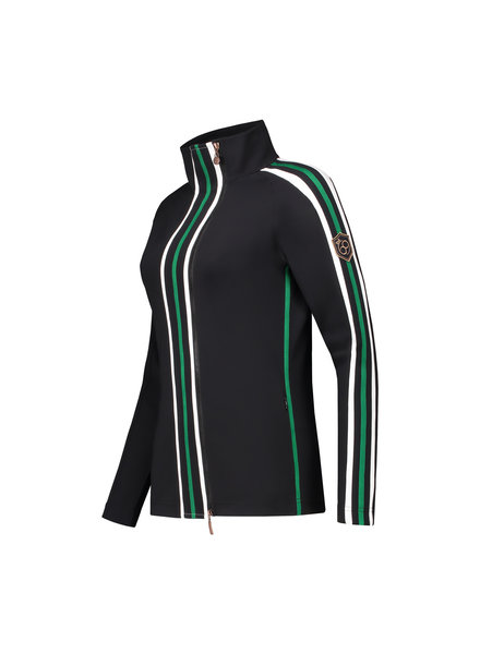 PAR69 Borg jacket black