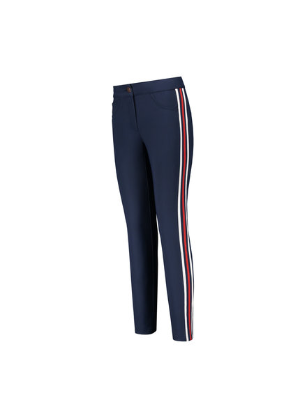 PAR69 Bucci pants dark navy