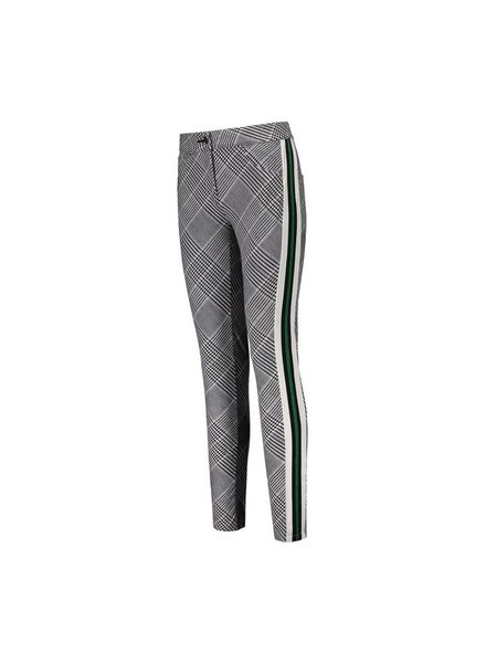 PAR69 Bucci pants check print