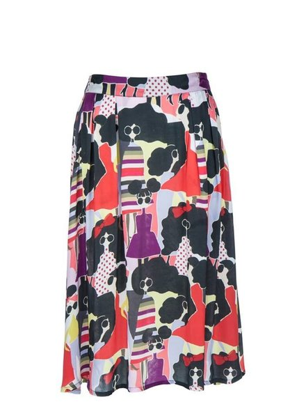 Frogbox Skirt with girls