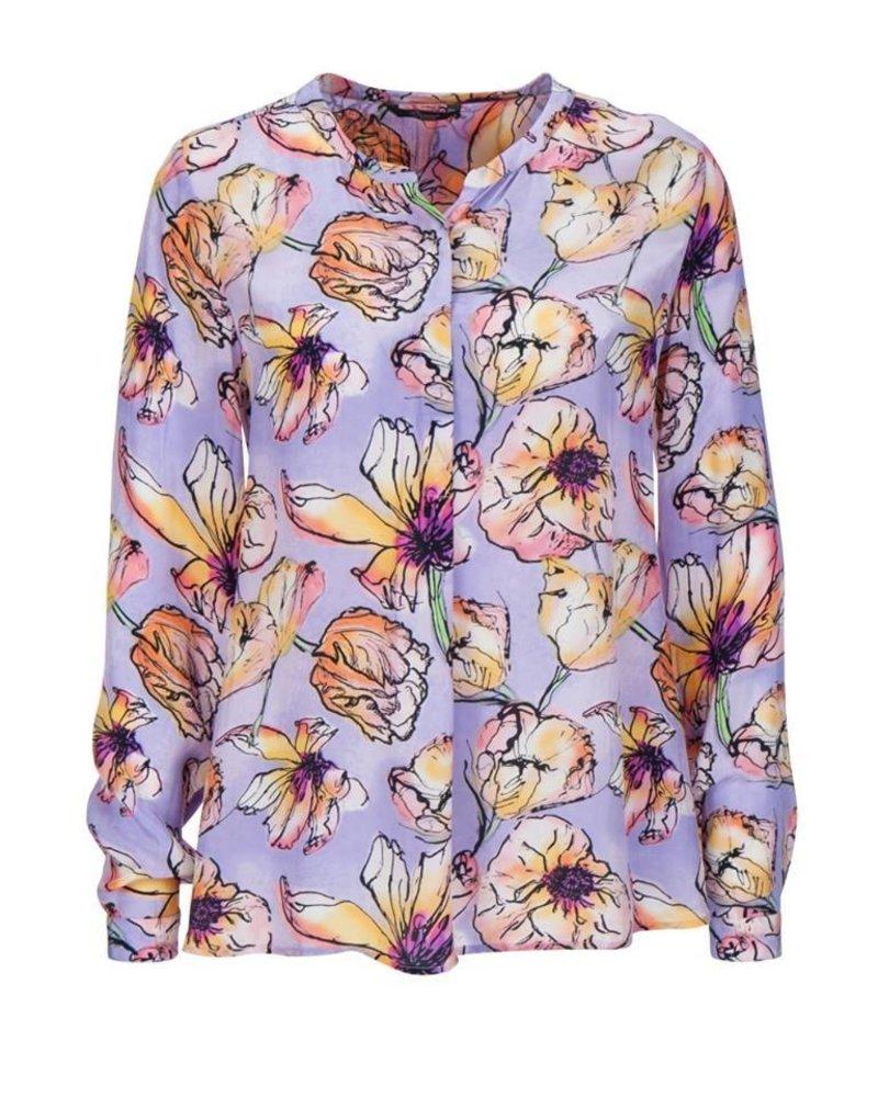 Princess goes Hollywood Princess goes Hollywood basic blouse tulpin print