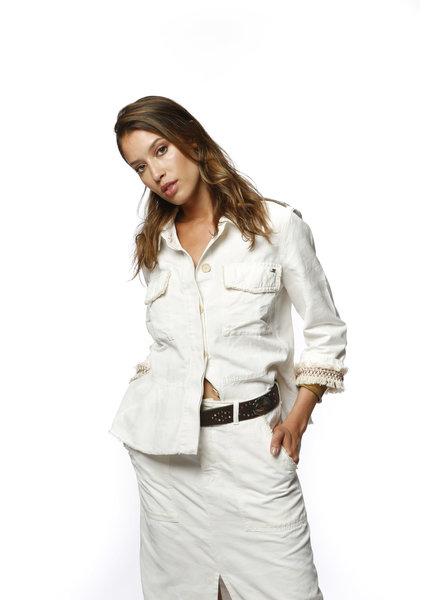Mason's Jacket Bianco