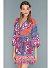 Hale Bob Hale Bob Sunday jersey wrap dress