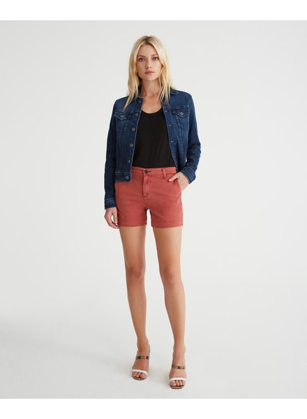 AG jeans Caden short red
