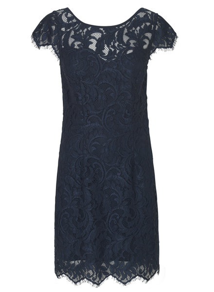 Rosemunde Dress navy