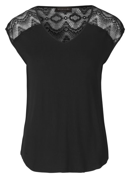 Rosemunde Shirt black