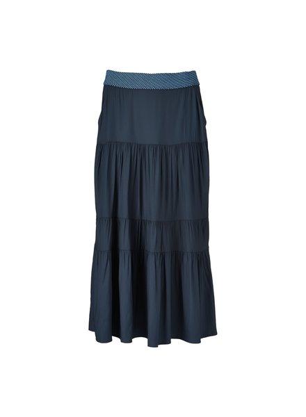 Gustav Long skirt midnight