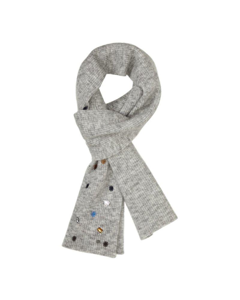 Gustav Gustav scarf frost grey