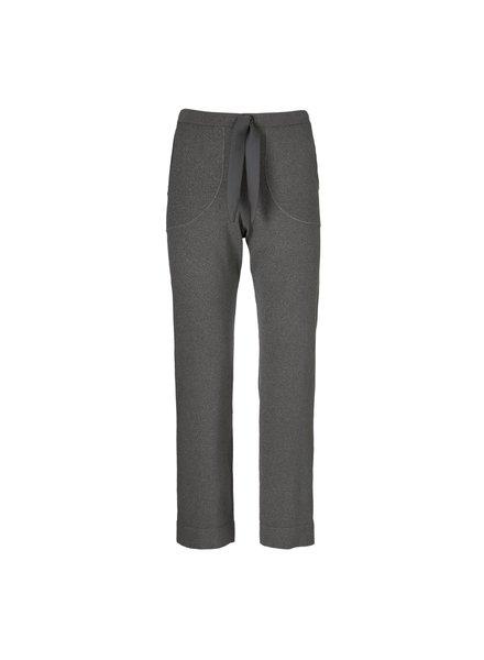 Gustav Straight legs grey melange