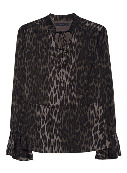 Steffen Schraut Blouse luxury animal