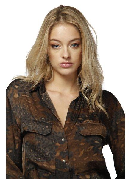 Mason's Camicia lino