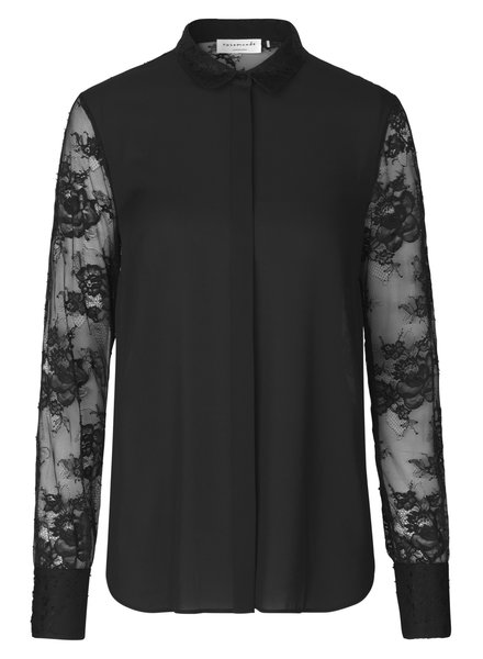 Rosemunde Shirt ls black