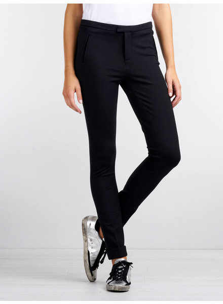 REPEAT cashmere Pantalon black