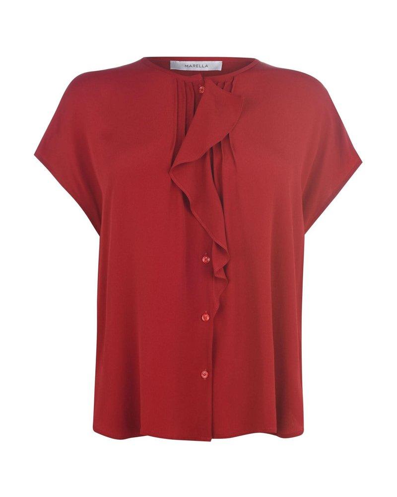 Marella Marella shirt Danton red