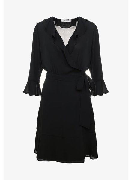 Marella Dress Nichel black