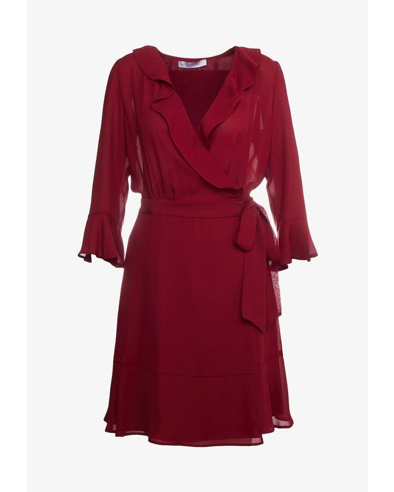 Marella Marella dress Nichel bordeaux
