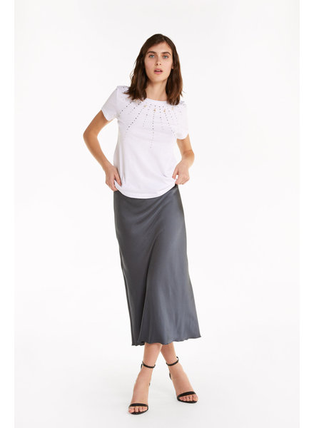 Patrizia Pepe Skirt grey