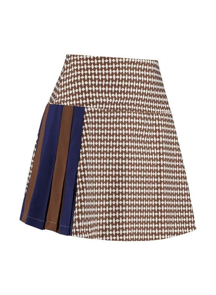 PAR69 Skirt Blair Camel Escher