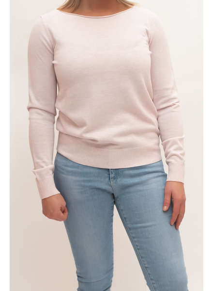 REPEAT cashmere Boothals rose