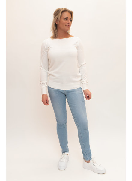 REPEAT cashmere Boothals white