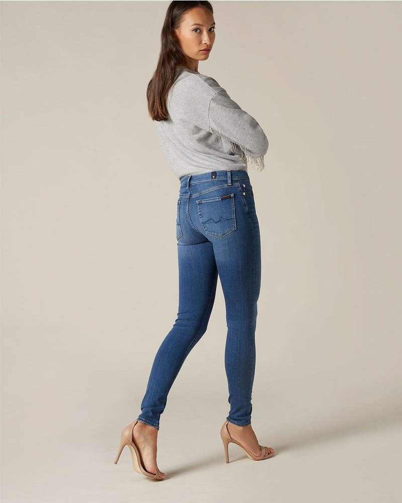 7 For All Mankind 7FAMK Skinny blue jeans