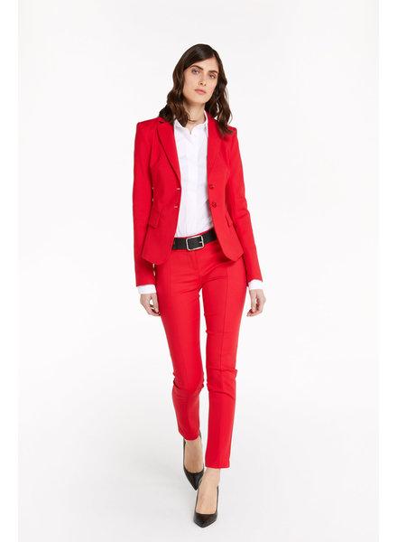 Patrizia Pepe Jacket flame red
