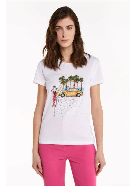 Patrizia Pepe T-shirt Santa Barbara