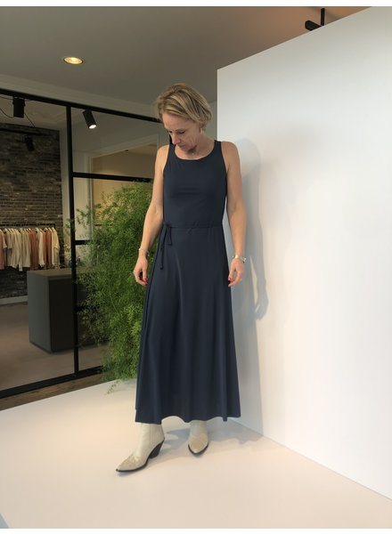 No Man's Land Long dress denim