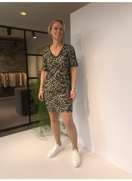 Indies Safari dress leo