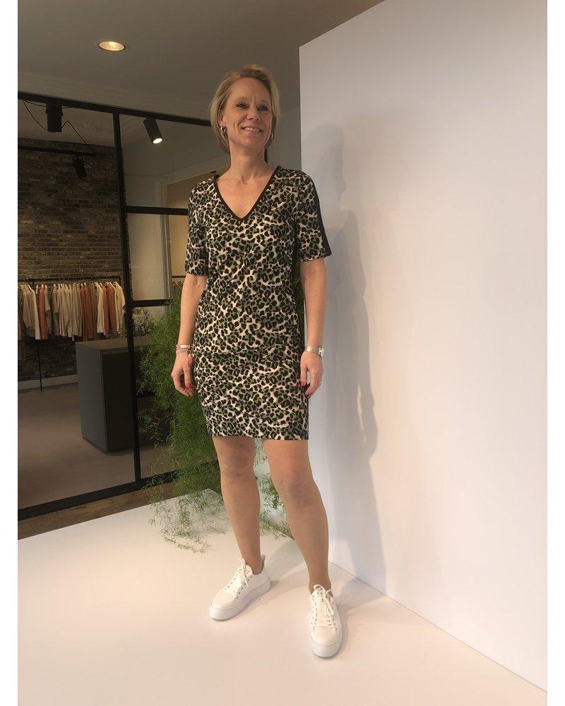 Indies Indies Safari dress leo