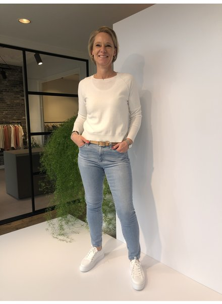 Marella Sweater Blasone white