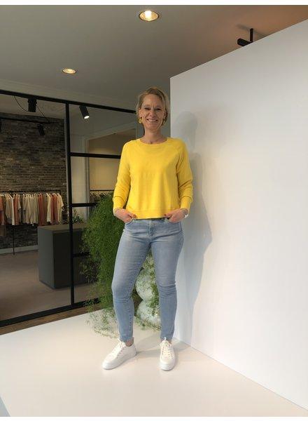 Marella Sweater Blasone yellow