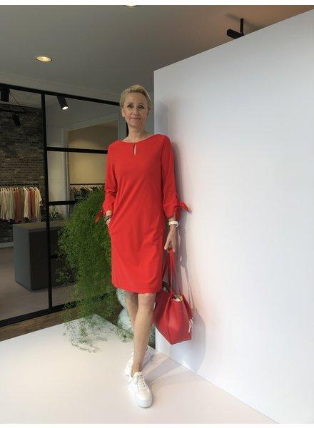 D'ETOILES CASIOPÉ Dress Therese tomato