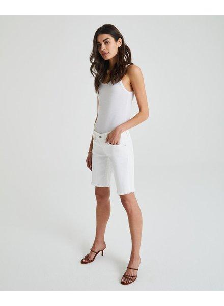 AG jeans Nikki short white