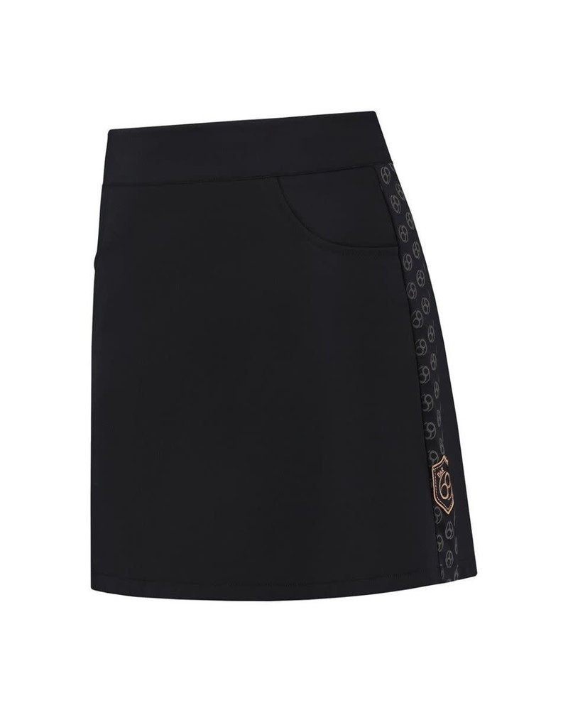 PAR69 PAR69 Bellugia skirt black