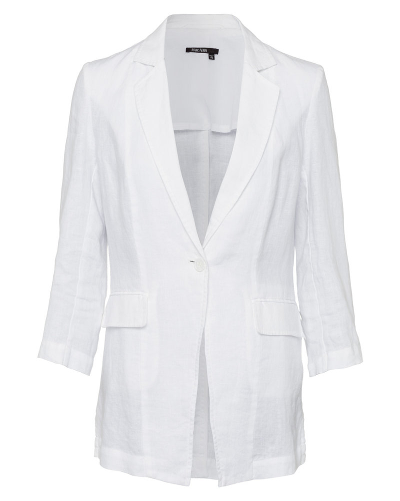 Marc Aurel Marc Aurel blazer white