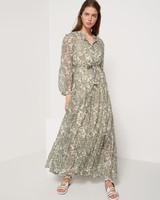 Marella Dress CLAVA kaki