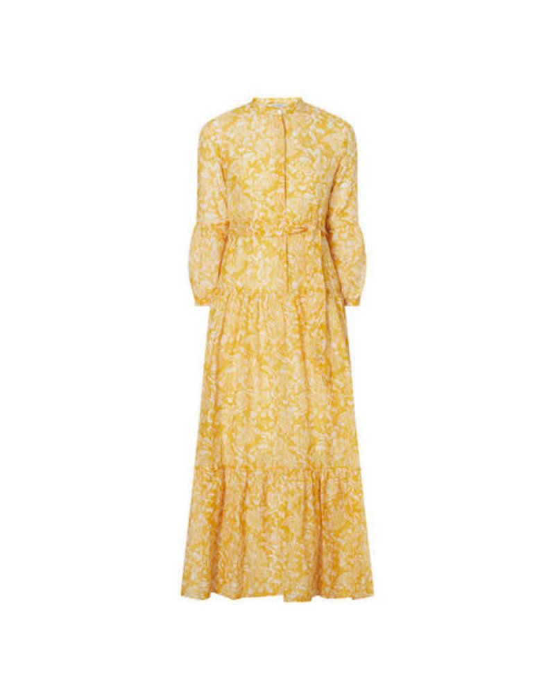 Marella Marella dress CLAVA yellow