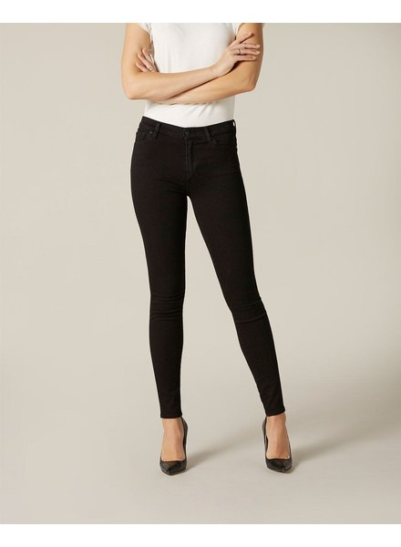 7 For All Mankind HW skinny black
