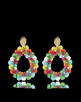 LOTT. gioielli Multicolor glasberry peyote
