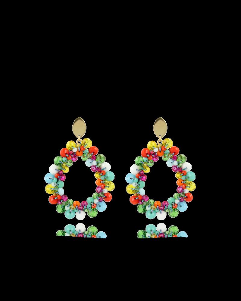 LOTT. gioielli LOTT. multicolor glasberry peyote