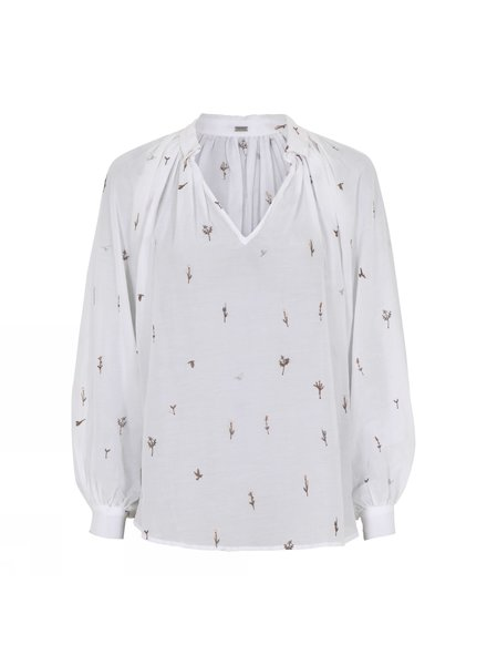 Gustav Annsofie shirt white