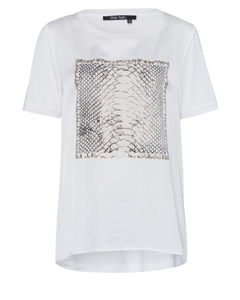 Marc Aurel Marc Aurel t-shirt off white