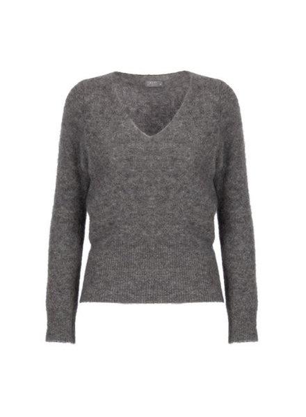No Man's Land Sweater steel