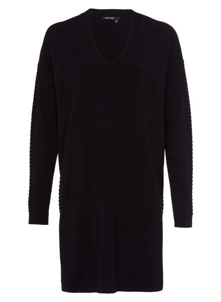 Marc Aurel Lange zwarte trui