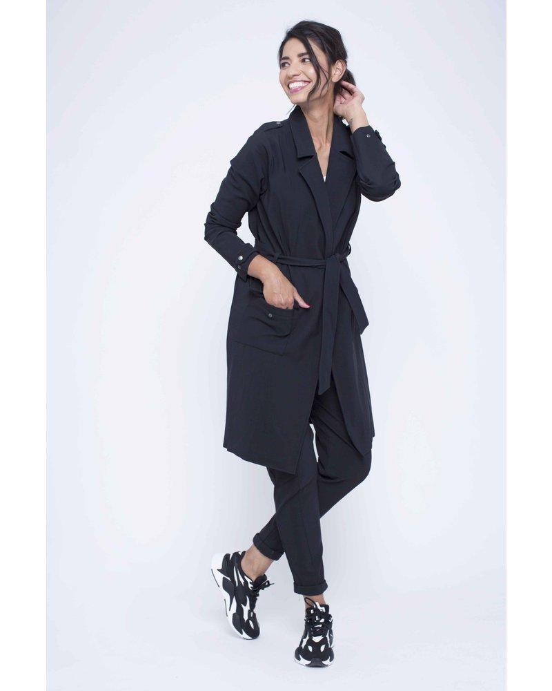 D'ETOILES CASIOPÉ CASIOPE jacket Vivienne black