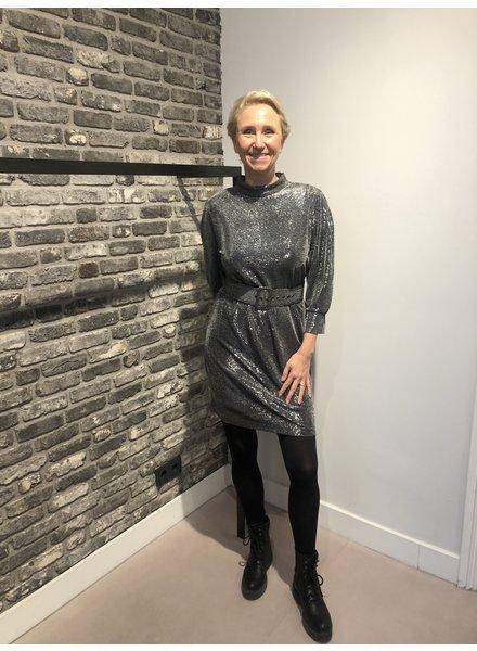 Marella Dress Nadar silver