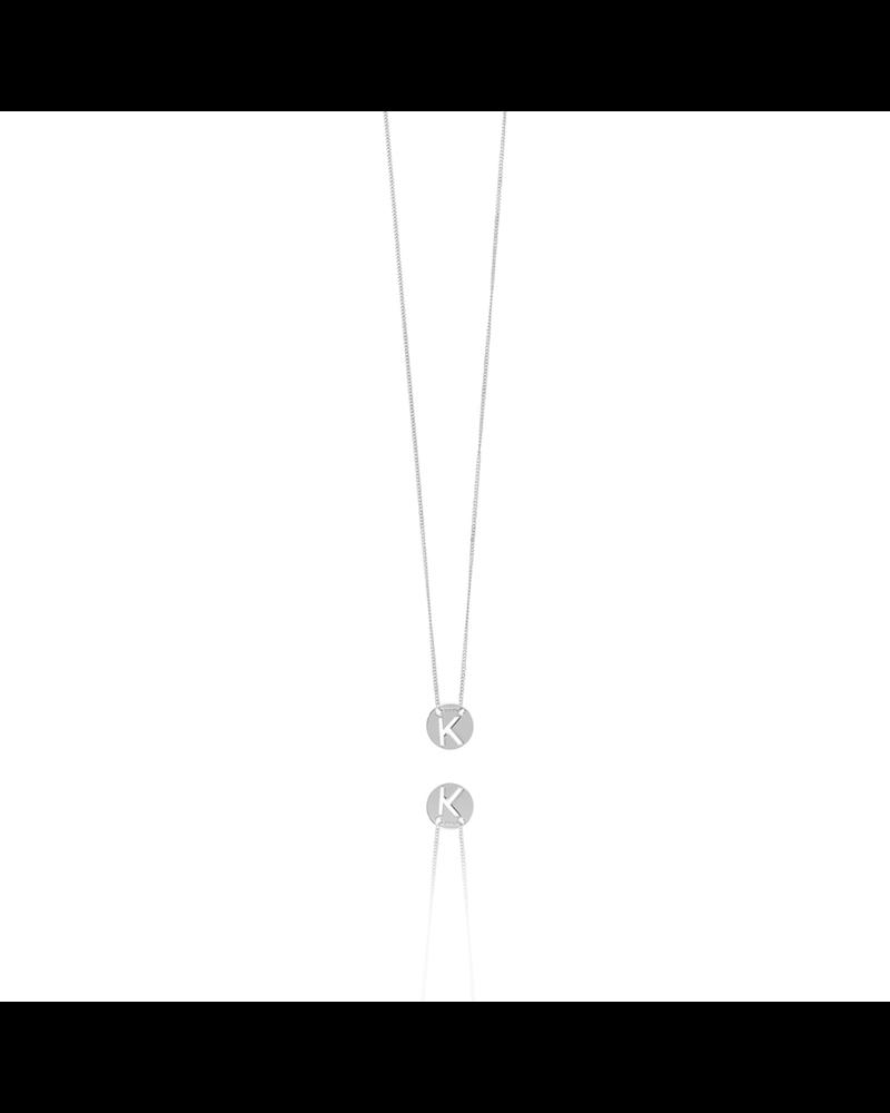 LOTT. gioielli Zilveren initial klein K