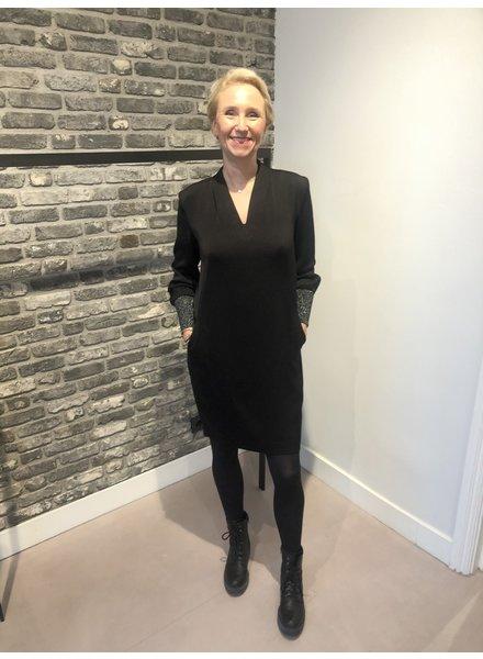 Marella Dress Picco black
